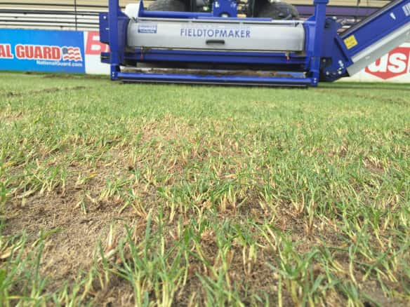 Uni of Portland - Fraze Mowing of Merlo Field