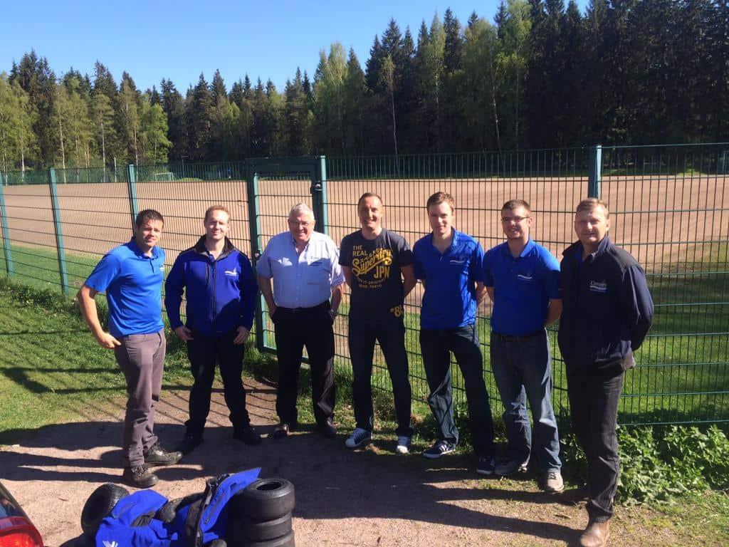 Finishd pitch2 team