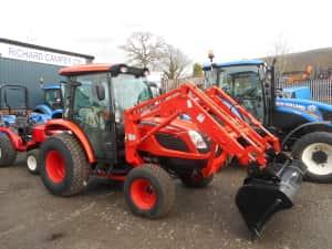 NEW Kioti 6010 Tractor U3579