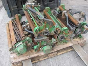 Used Products - Fairway Mowers - Campey Turf Care Systems