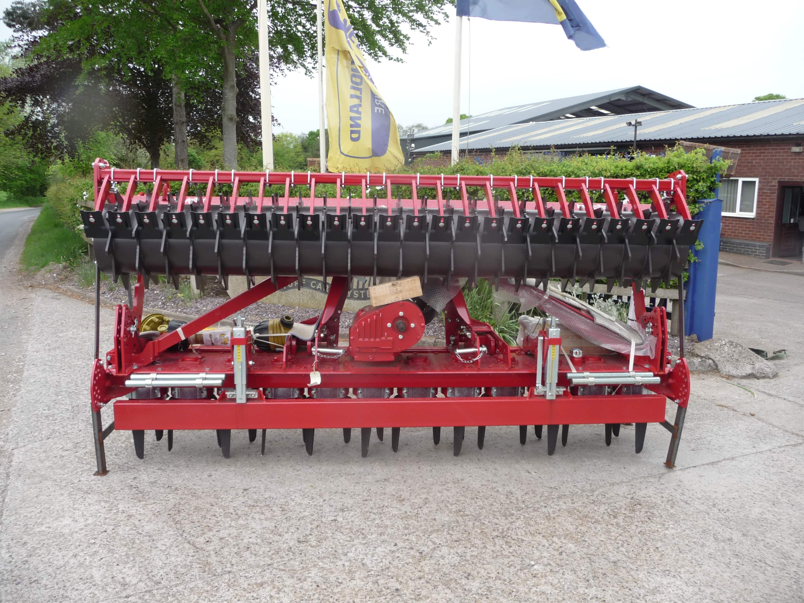 Brevi MEK1500 Power Harrow - U3666