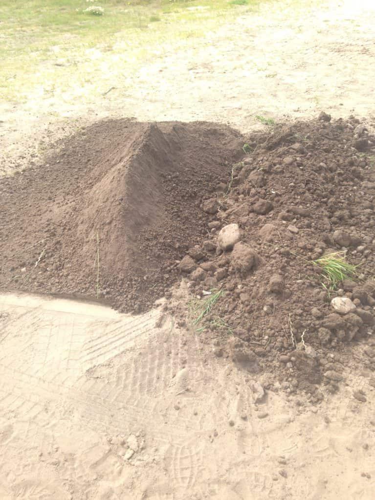 Raycam soil screen brings environmental benefits to royal for Soil uk tour 2016