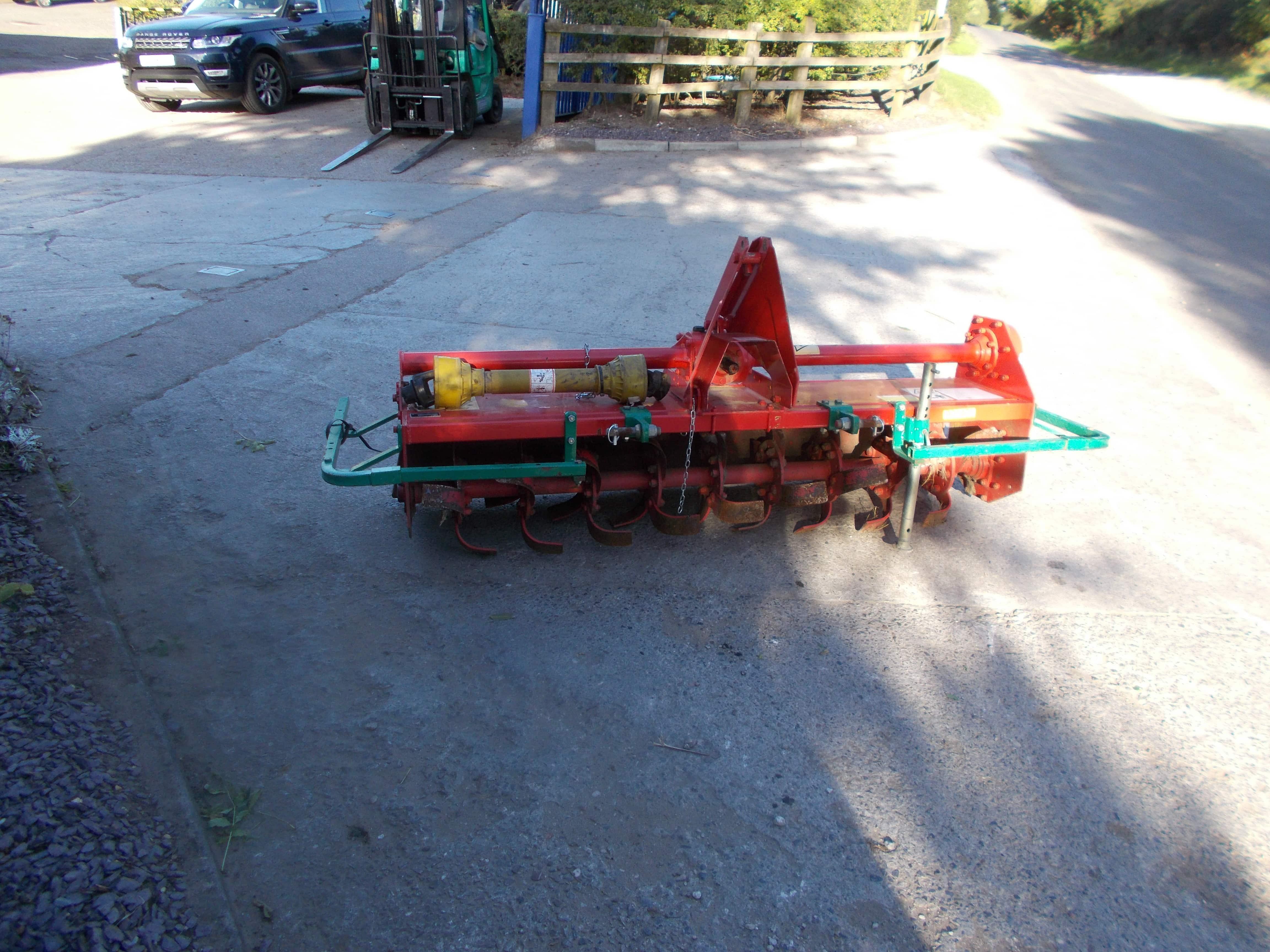 Kverneland CLS 180 Rotovator - U3748