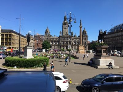 Blog 2 - Glasgow Square