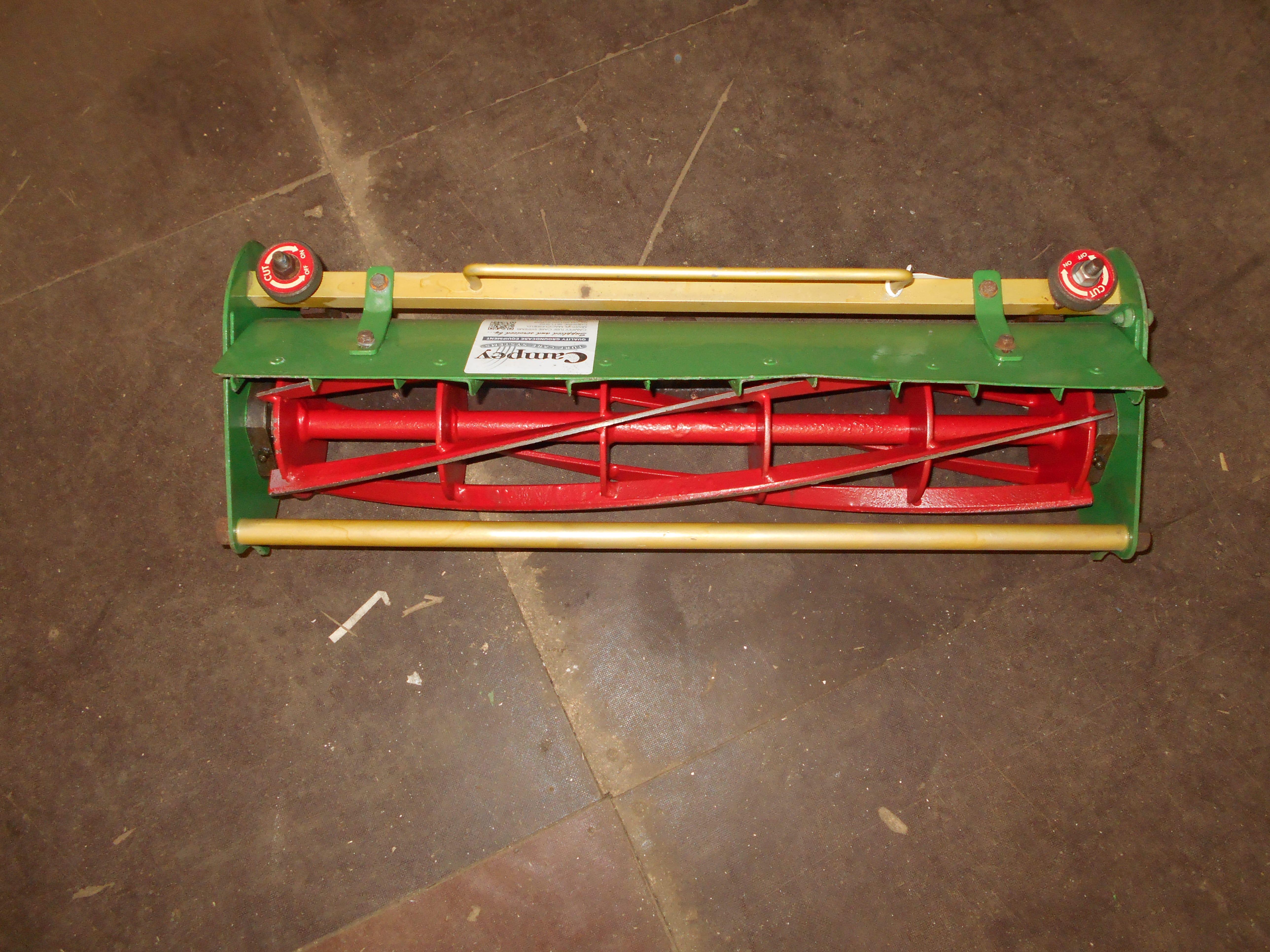 Dennis FT610 5-blade cylinder cassette - Uxxx