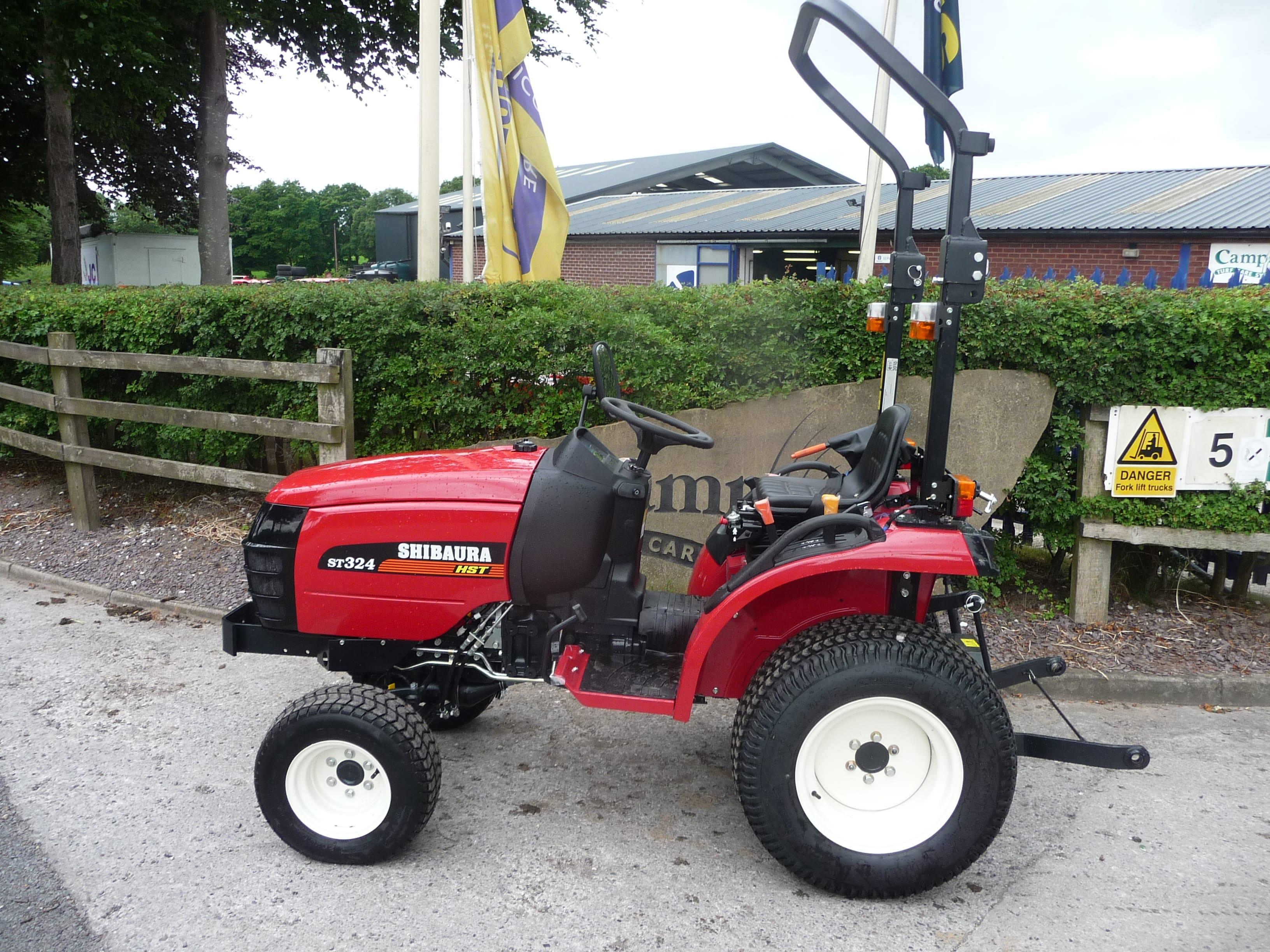 Shibaura ST 324 Tractor U3297