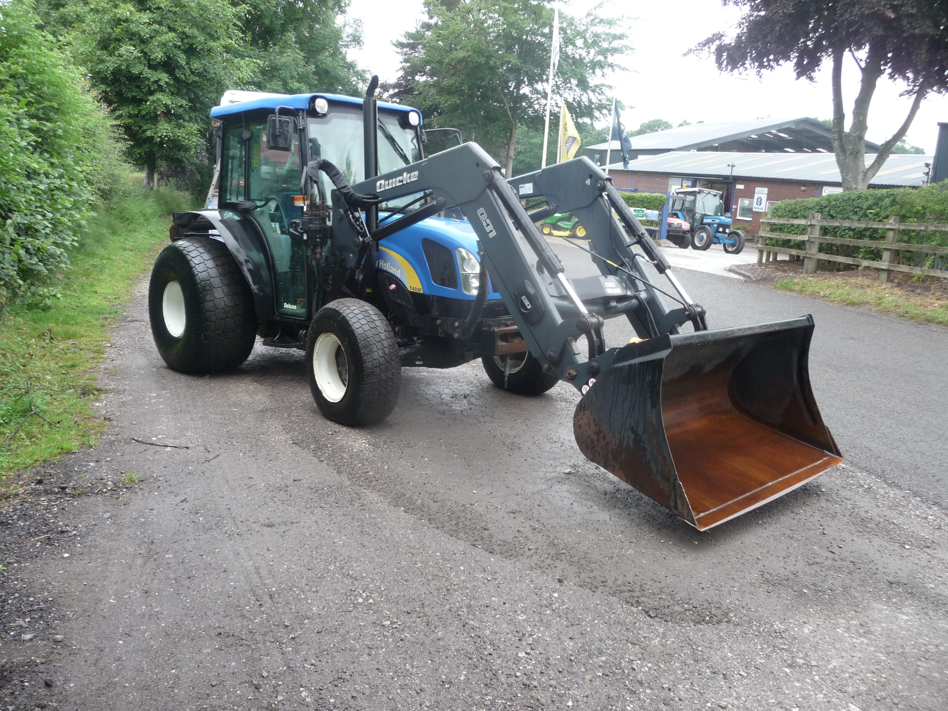 New Holland T4030 Tractor U3944