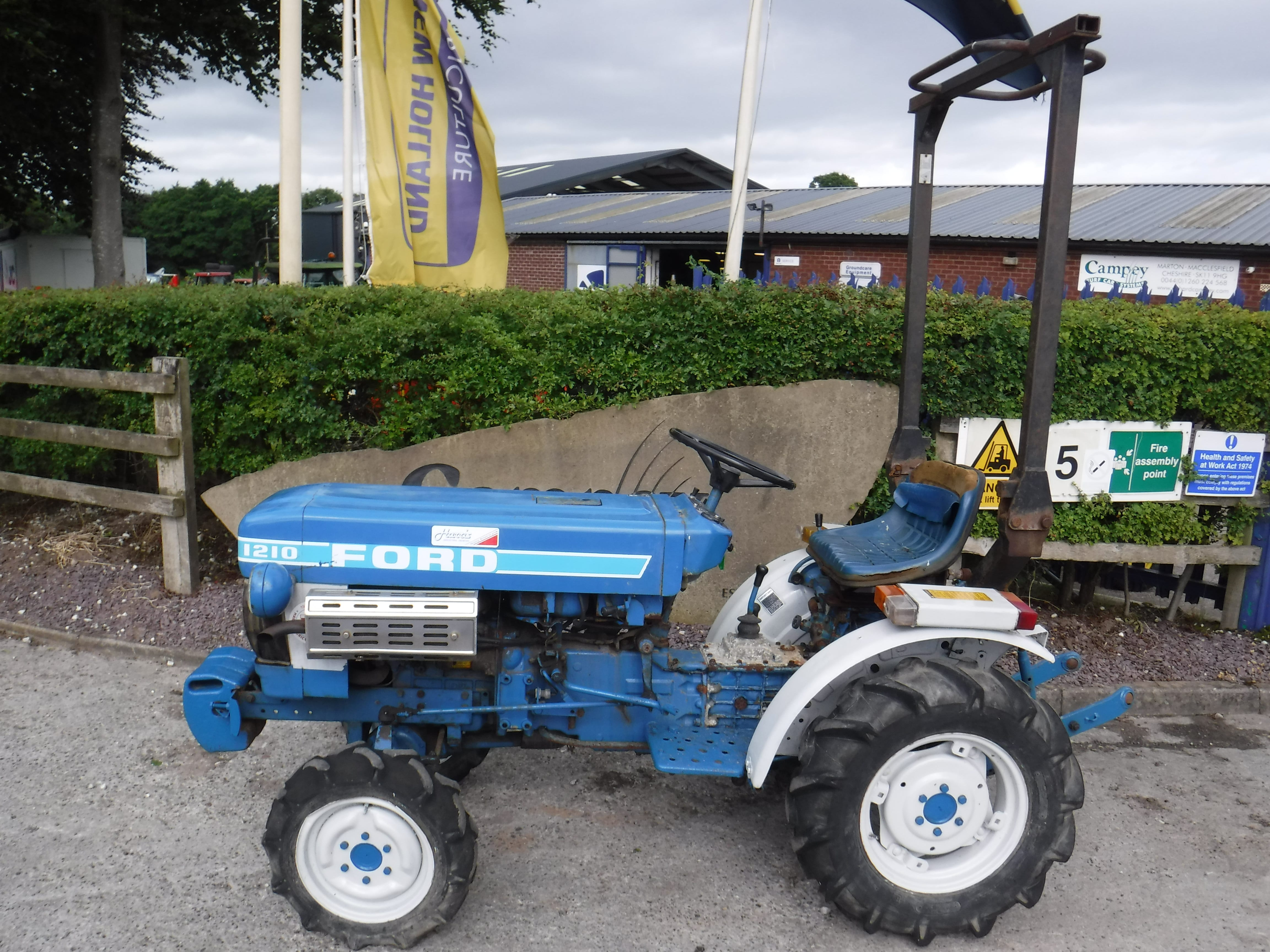 SOLD - Ford 1210 Tractor U3964