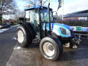 New Holland T4020 Tractor - U4056