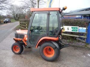 Kubota B1710 Tractor U4141