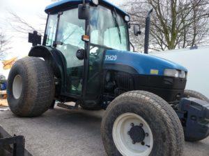 New Holland TN55S Tractor U4165