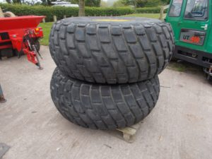 Used Products - Tractors - Campey Turf Care Systems
