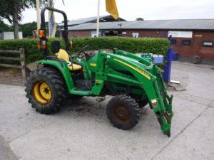 John Deere 4310 Tractor U4233