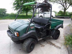 Kawasaki 4010 Mule - U4195