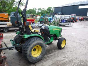 John Deere 2720 HST Tractor U4212