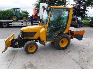John Deere 4110 Tractor U4239