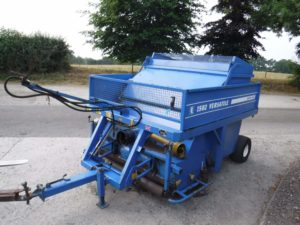 Used Products - Tractor Mounted Flails - Campey Turf Care Systems