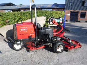 Toro Groundsmaster 3500-D U4287