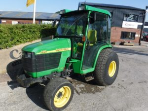 John Deere 4410 Tractor U4297