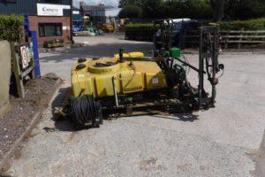 John Deere HD200 Mtd Sprayer U4409