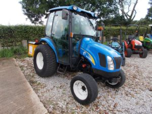 New Holland TC45Da Tractor U4509