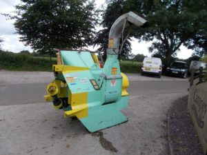 Gandini Biomatic Chipper U4516