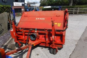 Tomlin RC180H Sweeper U4521