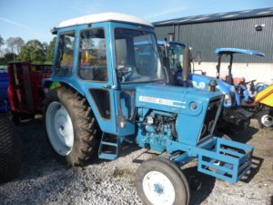 Ford 4600 Tractor UNO