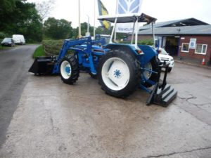 Ford 4630 Tractor U4556