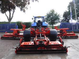 Hallmarket Rotary Mower U 4560