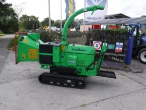 Greenmech Chipper U4562