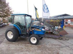 Iseki TG5470 Tractor U4548