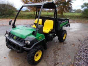 John Deere 855 Gator U4568