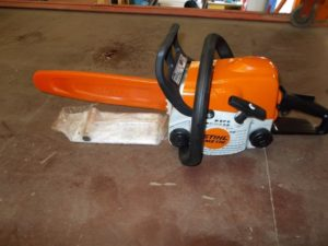 NEW Stihl MS 170 Chainsaw U4580