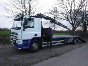 DAF CF65 Truck Uxxx