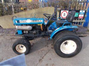Iseki 2160 Tractor U3583