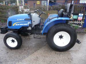 New Holland Boomer 40 Tractor U000