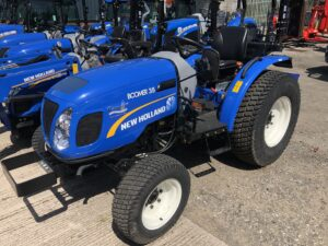 New Holland Boomer 35 Tractor NEW