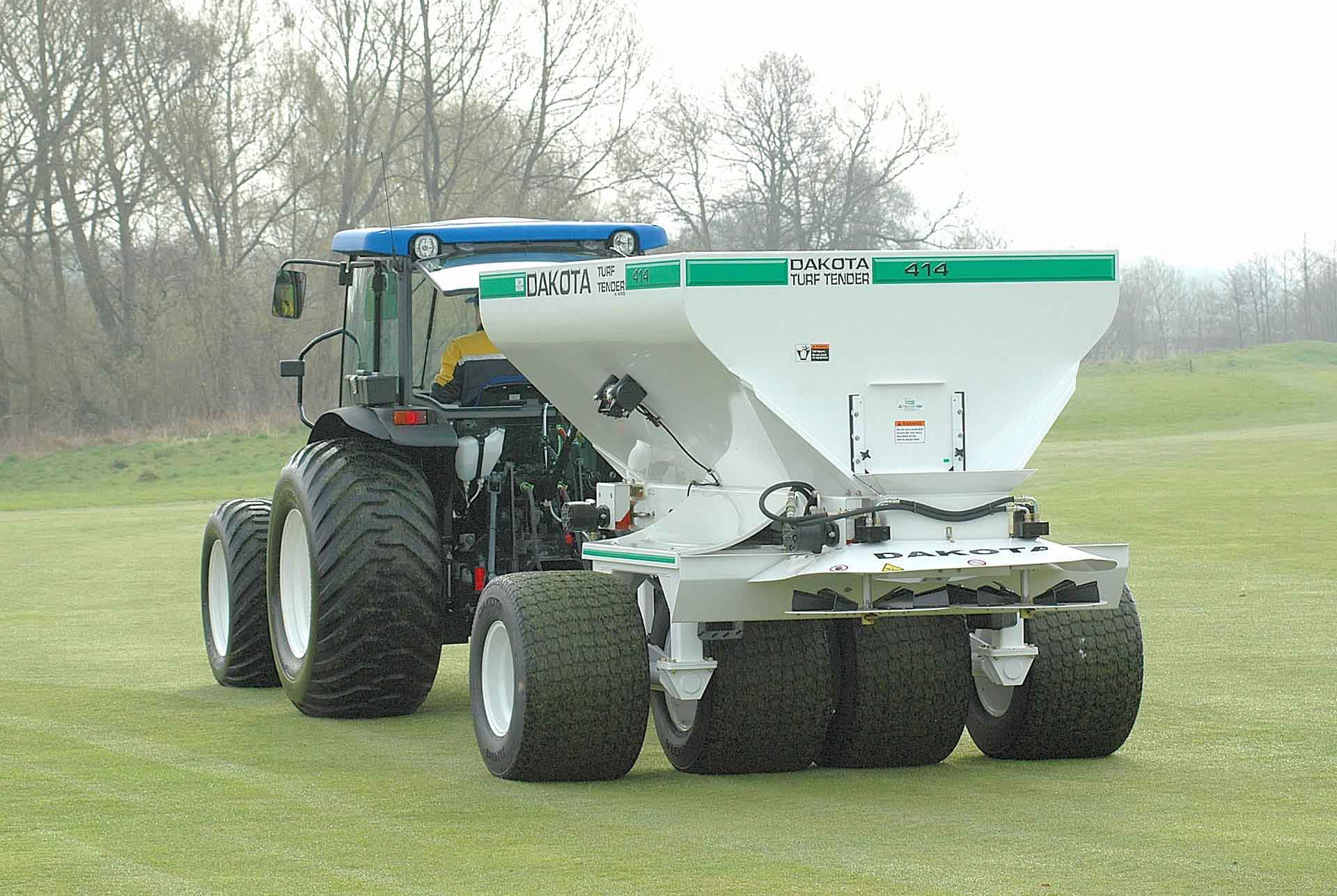 Dakota - Turf Tender - Campey Turf Care Systems on
