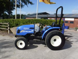 New Holland Boomer 50 Tractor U4299
