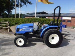 New Holland Boomer 50 Tractor U4299