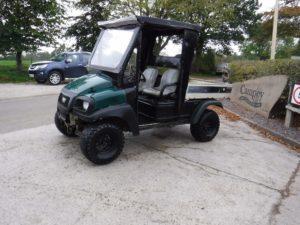Club Car Carryall 295 U4321