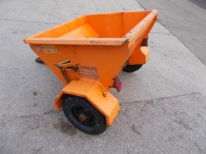 Hydromann Mini 80 Salt Spreader U4351