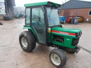 Ransomes CT325 Tractor U4189