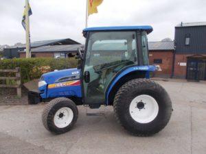 Iseki TG5390 Tractor - U4390