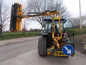 McConnell PA32 Hedge Cutter U4391