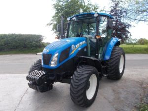 New Holland T4.75 Tractor UEXD
