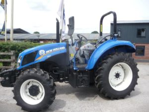 New Holland T4.55 Tractor NEW