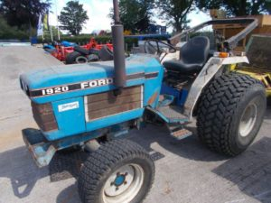 Ford 1920 Tractor U4442
