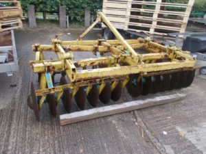 Disc Harrows U4457